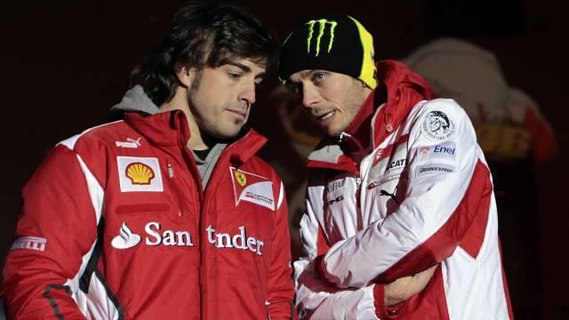 Valentino Rossi sonha fazer as 24h de Le Mans