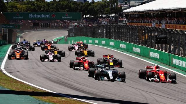 Assim está a grelha da F1 de 2018 após o anúncio da Toro Rosso