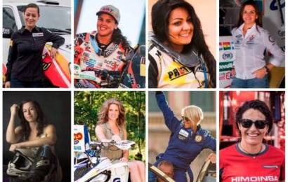 As mulheres do Rally Dakar 2018
