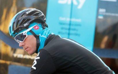 Presidente da UCI espera bem que a Sky suspenda Froome