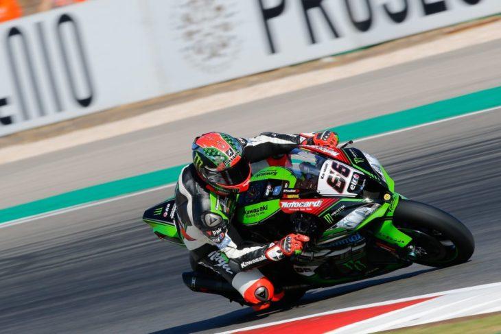 Os melhores pilotos do mundo de Superbike começam o ano no AIA