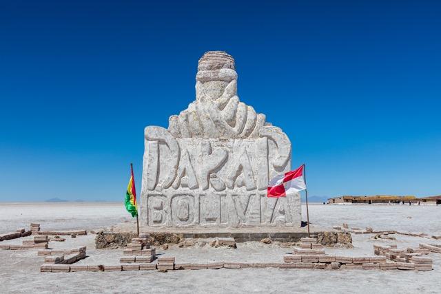 Guia para o Dakar 2018