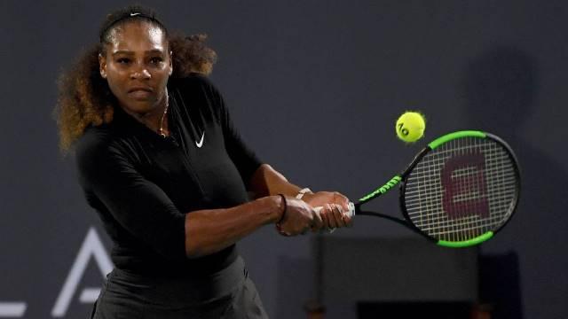 Serena Williams não defenderá o título no Open da Australia