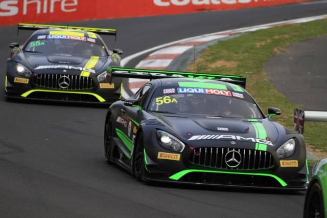 Álvaro Parente leva Mercedes ao 11º lugar na sua estreia na marca