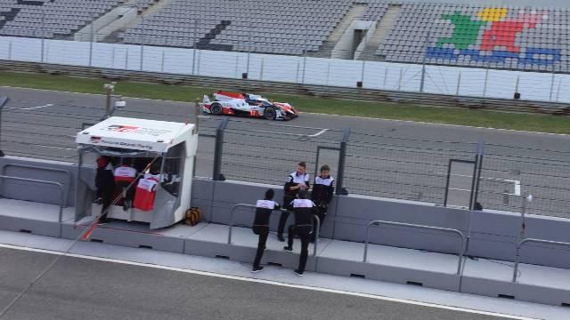 Fernando Alonso está em Portugal para participar em testes privados
