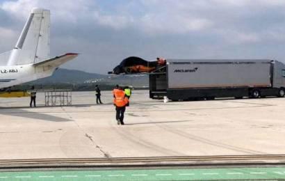 Um descuido revela o novo McLaren MCL33