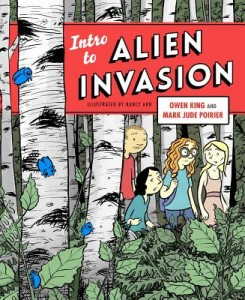 Cover von Alien Invasion