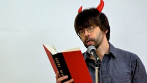 Joe Hill liest aus 'Horns'