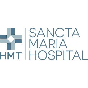 HMT Sancta Maria 3 line logo