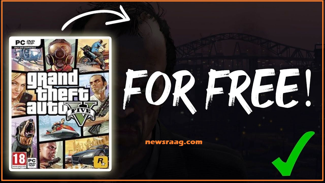 How to get grand theft auto for free on pc