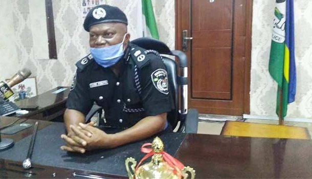 Police Place N5M Bounty On Wanted Armed Robber