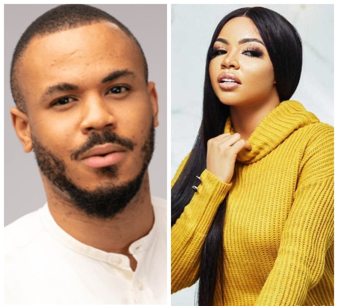 BBNaija: See Celebrities Reactions As Nengi Breaks Down After Ozo's Eviction