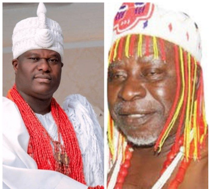 Ooni Discribes Late Jimoh Aliu's Death As A Blow To Nigerian Theatre Industry