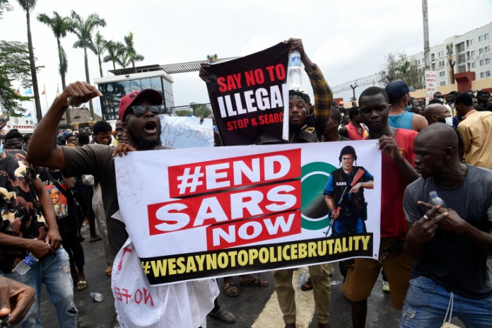 Update: FG Okays 5-Point Demand Of EndSARS Protesters-See Details