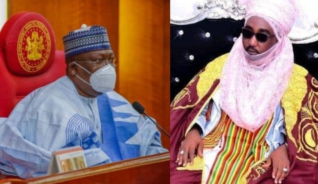 Senate President Reacts To Appointment Of New Emir Of Zazzau