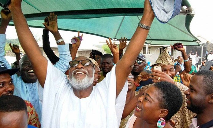 Ondo Decides: Akeredolu Wins Polling Unit With Wide Margin-See Details
