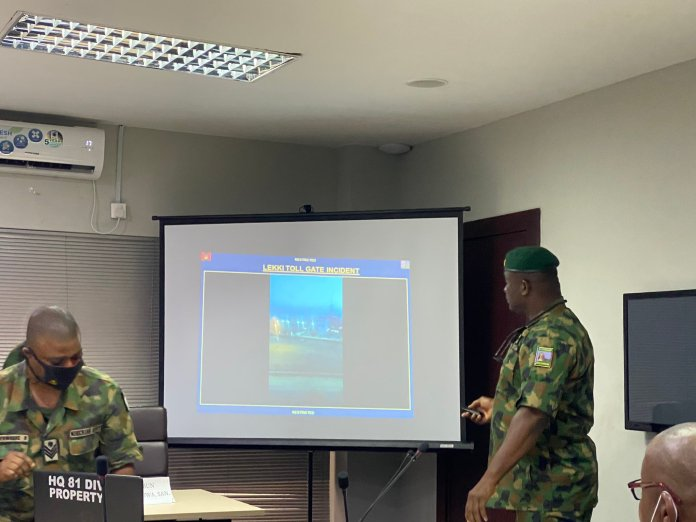 EndSARS: If We Are Attacked With Stones, We Respond With Bullets-Army To Judicial Panel