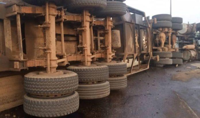 Tragedy ! Auto Crash Claim Life At Immigration Junction Awka