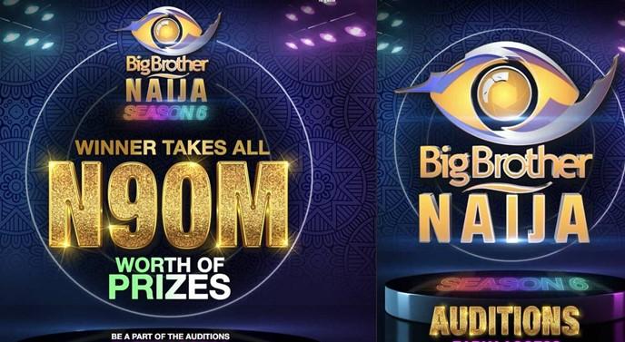 BBNaija: Big Brother Announces Date For Season 6 Audition, Lists Criteria(See Deadline)