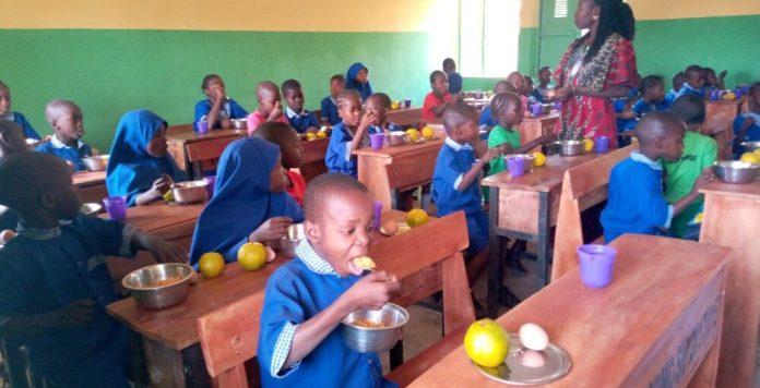 School Feeding Programme: Lagos Sets To Feed School Children With N11bn