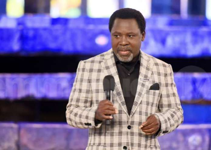 ICYMI: A Look At How TB Joshua Prophesied His Own Death