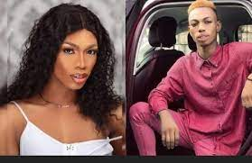 Popular Nigerian Cross Dresser Gives His Life To Christ-See Video