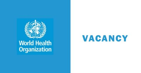 Recruitment: Apply For World Health Organization (WHO) Job Vacancies