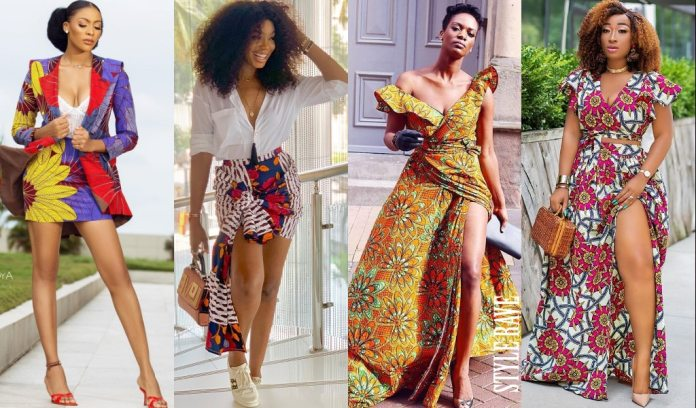 Ladies! Check-out Latest Ankara styles In 2021