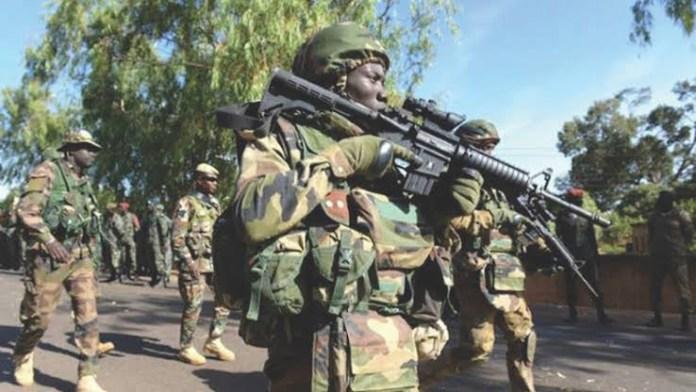 Governor Matawalle In High Spirit As Nigerian Army Neutralizes Bandit's In Zamfara