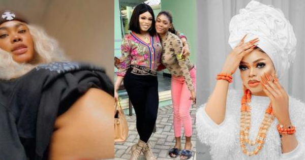 BREAKING: Bobrisky Allegedly Impregnates Former PA (See Proof Here)