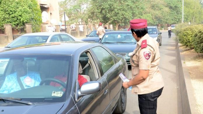 Breaking: FRSC To Jail Motorists Driving With Earphones, AirPods, EarPods