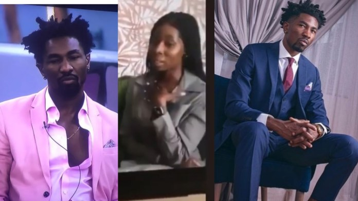 BBNaija: See Video As Boma Ex-Wife Revealed How Being Married To Him Was The Most Torturing And Manipulative Years Of Her Life
