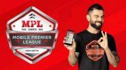 गेल्या काही दिवसांपासून टीम इंडियाच्या किट स्पॉन्सर साठी सुरु असलेली बीसीसीआयची शोधमोहीम अखेरीस संपली आहे. टीम इंडियाच्या किट स्पॉन्सरसाठी बीसीसीआय आणि MPL (Mobile Premiere League) यांच्यात ३ वर्षांचा करार झाला आहे.