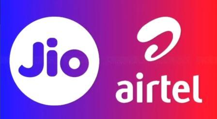 Airtel आणि Jio यांच्यात हा करार झाला आहे. Jio आणि Airtel या स्पर्धक कंपन्यांनी स्पेक्ट्रम (वायू तरंग) वापरण्याचे अधिकार संपादन करणारा सामंजस्य करार केला आहे.