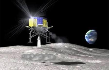 अमेरिका, चीन आणि रशियाच्या चांद्र मोहिम स्पर्धेत जपान ने उडी घेतली असून एक छोटा रोबो चंद्रावर पाठविण्याची तयारी सुरु केली आहे.