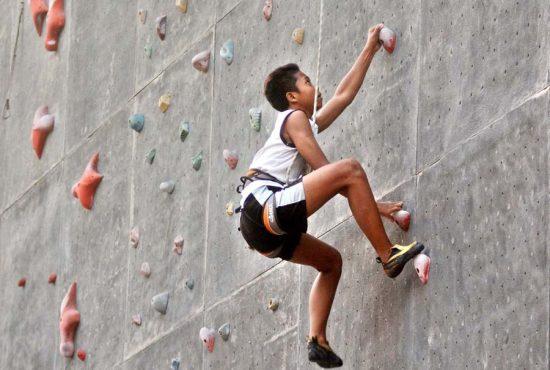 Pemanjat Pelajar dan Mahasiswa Akan Berduel