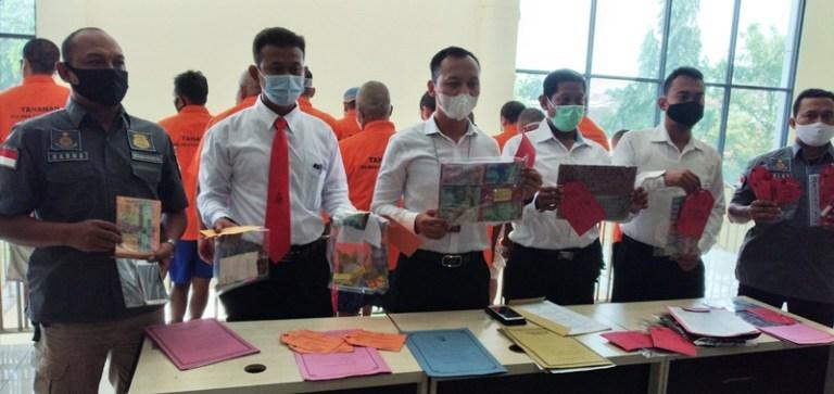 Masa Pandemi Capjikia Marak, 13 Penjudi Digaruk