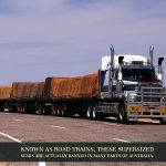 Road Trains: Australia's Mega Semi-trucks