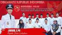 Pemerintah Desa Labuhan Sreseh Sampang Ucapkan Selamat HUT RI ke-75