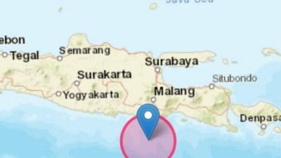 Warga di Sampang Geger Guncangan Gempa Bumi