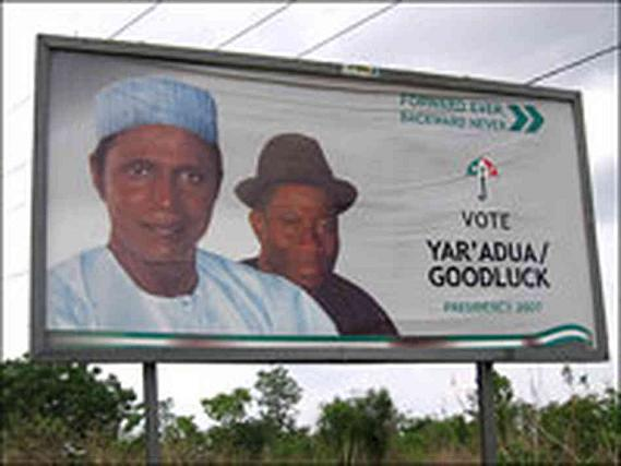 Dangote and OBJ Impose A Dying Yar'Adua And Jonathan on Nigeria