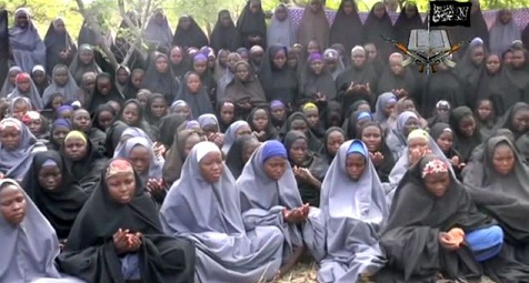 Image result for chibok girls