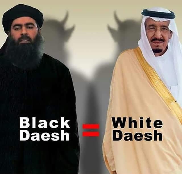 Resultado de imagen para daesh arabia saudi