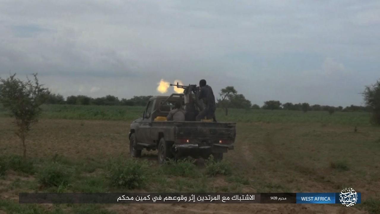 Image result for Boko Haram technicals