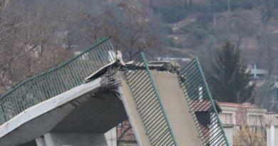 Pod pietonal prăbușit la PRAGA. Mai multe persoane au fost rănite, două sunt în stare gravă