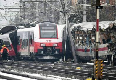 Accident feroviar în AUSTRIA: O femeie a murit și alte câteva persoane au fost rănite
