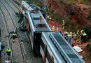 Un mort și zeci de răniți după deraierea unui tren lângă Barcelona