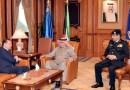 KUWEIT: Șeful SIE s-a întâlnit cu vicepremierul Al-Sabah