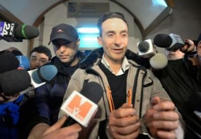 Mazăre a aterizat în România. Nu au fost dificultăţi în preluarea fostului primar