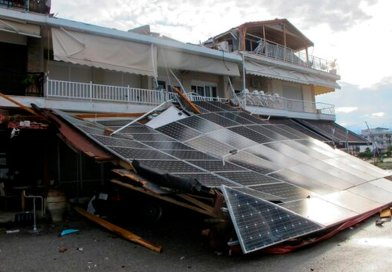 Trei români au murit în Grecia din cauza fenomenelor meteo extreme